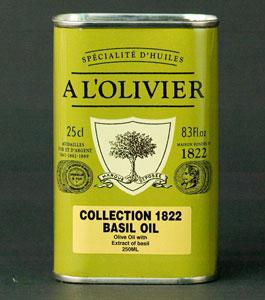 A L'Oliver Basil Olive Oil
