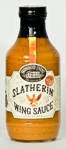 Brownwood Farms Saltherin' Wing Sauce