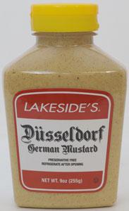 Lakeside's Dusseldorf German Mustard