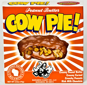 Peanut Butter Cowpie Candy