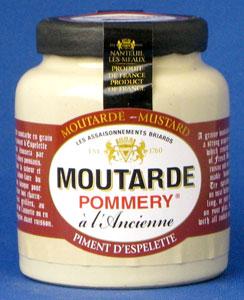 Pommery Espelette Mustard