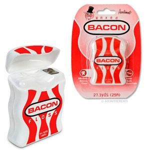 Bacon Dental Floss