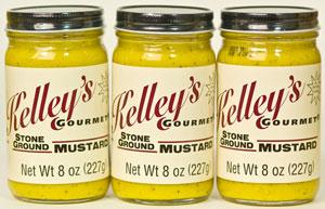 Kelley's Gourmet Three-Pack