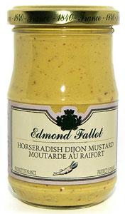 Edmond Fallot Horseradish Dijon