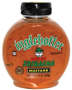 Inglehoffer Sriracha Mustard