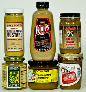Roll Out The Mustard - Wisconsin Six-Pack