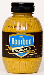 Plochman's Bourbon Mustard