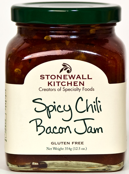 Poker Party Ideas - Stonewall Kitchen y Chili Bacon Jam ... on indoor stone wall ideas, brown ideas, summer ideas, clay ideas, fireplace renovation ideas, stepping stone ideas, pinterest diy and crafts ideas, liberty ideas, texas ideas, forge ideas, fortress ideas,