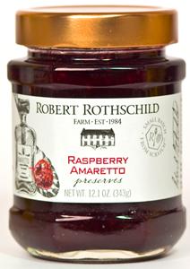Robert Rothschild Raspberry Amaretto Preserves