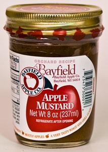 Bayfield Apple Mustard