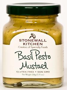 Stonewall Kitchen Basil Pesto Mustard