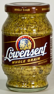 Lowensenf Whole Grain Mustard