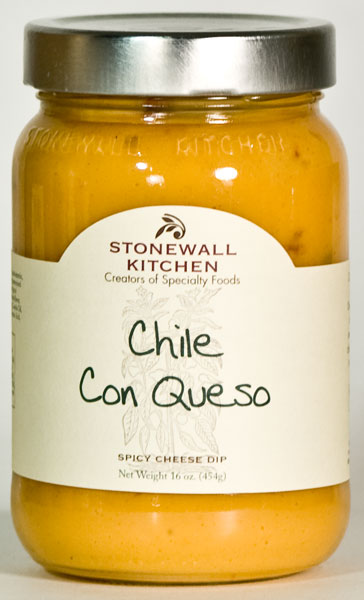Gourmet Goodies Stonewall Kitchen Chile Con Queso