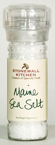Stonewall Kitchen Maine Sea Salt Grinder