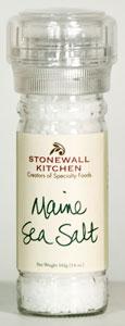 Stonewall Kitchen Maine Sea Salt Grinder