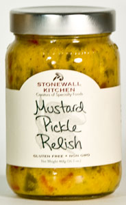 Stonewall Kitchen Mustard Pickle Relish
