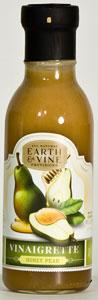 Earth & Vine Honey Pear Vinaigrette