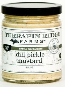 Terrapin Ridge Dill Pickle Mustard