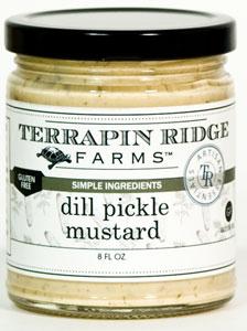 Terrapin Ridge Dill Pickle Mustard