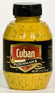 Plochman's Cuban Mustard
