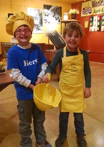 I'm the Chef Kids Apron