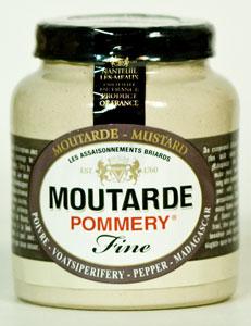 Pommery Voatsiperifery Pepper Mustard