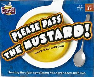 Please Pass The Mustard - America's Favorite Condiment Game