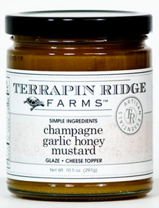 Terrapin Ridge Champagne Garlic Honey Mustard