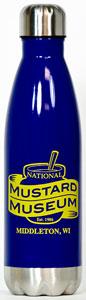 Mustard Museum Water Bottle