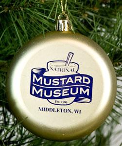 Mustard Museum Ornament