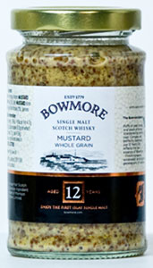 Bowmore Whole Grain Whisky Mustard