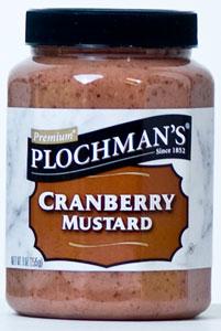 Plochman's Cranberry Mustard