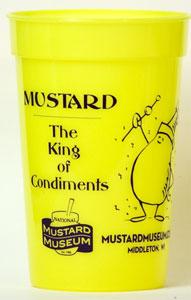 National Mustard Museum Stadium Cup