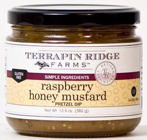 Terrapin Ridge Raspberry Honey Mustard Pretzel Dip