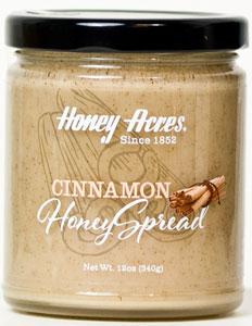 Honey Acres Cinnamon Honey Spread
