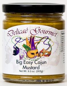 Delicae Gourmet Big Easy Cajun Mustard