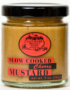 East Shore Cherry Mustard