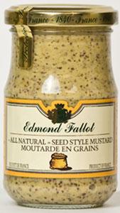Edmund Fallot Seed Style Dijon