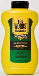 Plochman's The Works Mustard
