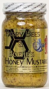 Harry Bees & Boetje's Honey Mustard