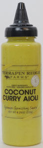 Terrapin Ridge Coconut Curry Aioli