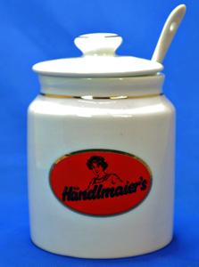 Handlmaier Ceramic Mustard Pot