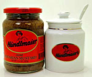 Handlmaier Mustard & Pot