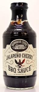 Brownwood Farms Jalapeno Cherry BBQ Sacue