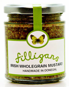 Filligans Irish Wholegrain Mustard