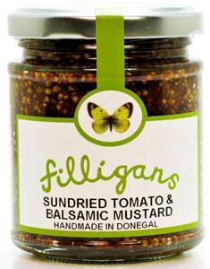 Filligans Sundried Tomato & Balsamic Mustard
