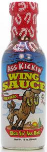 Ass Kickin' Wing Sauce with Habanero