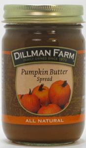 Dillman Farm Pumpkin Butter Spread
