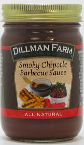 Dillman Farm Smoky Chipotle Barbecua Sauce