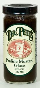 Dr. Pete's Praline Mustard Glaze